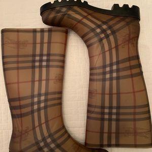 Burberry Rainboots (Used)